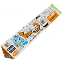 Inkmeo Numbers Reusable Colouring Roll