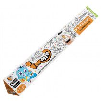 Inkmeo Spot the Difference Reusable Colouring Roll