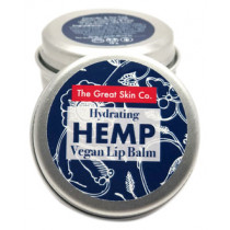 The Great Skin Co Vegan Lip Balm - Hydrating Hemp