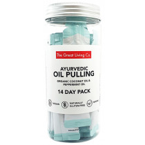 The Great Living Co Ayurvedic Oil Pulling Pack