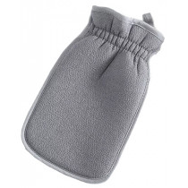 The Great Skin Co Luxury Exfoliating Face & Body Mitt - Grey