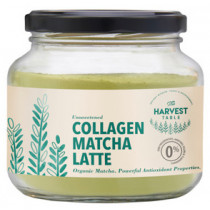 The Harvest Table Collagen Matcha Latte