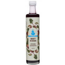 The Cultured Whey Beet Kvass
