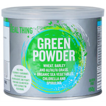 The Real Thing Green Power Powder