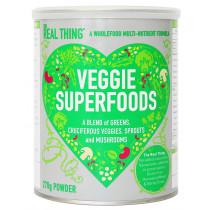 The Real Thing Veggie Superfoods