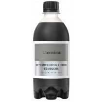 Theonista Activated Charcoal & Lemon Kombucha