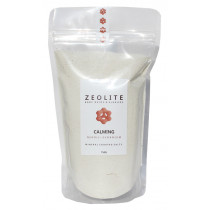 Zeolite Mineral Soaking Salts Calming