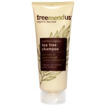 Treemendus Organic Tea Tree Shampoo (All Hair Types)