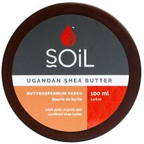 Soil Organic Ugandan Shea Butter