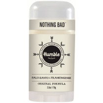 Humble Palo Santo & Frankincense Natural Deodorant