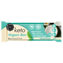 Youthful Living Keto Vegan Bar - Coconut Dream