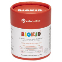 BioKid™ Probiotic Chewable Tablets