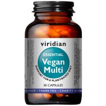 Viridian Essential Vegan Multi Vitamin