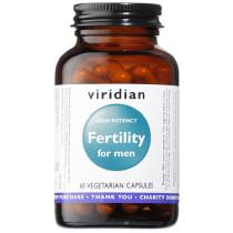 Viridian Hi Potency Fertility for Men