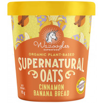 Wazoogles Supernatural Oats Pot - Cinnamon Banana Bread