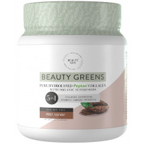 Beauty Gen Raw Cacao 5-In-1 Supplement- Tub