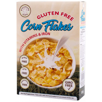 Wholesome Earth Gluten Free Corn Flakes