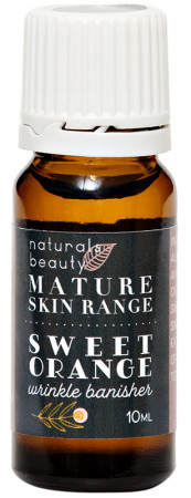 Naturals Beauty Sweet Orange Wrinkle Oil