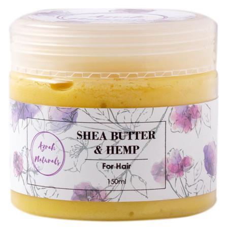 Azrah Naturals Shea Butter & Hemp for Hair
