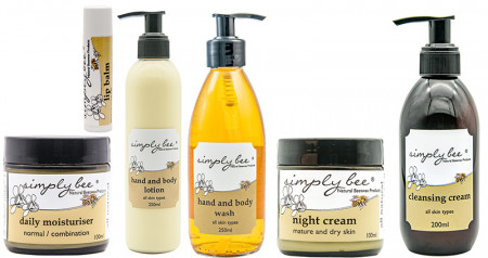 Simply Bee Skincare Starter Collection
