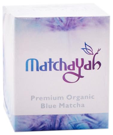 MatchaYah Premium Organic Blue Matcha