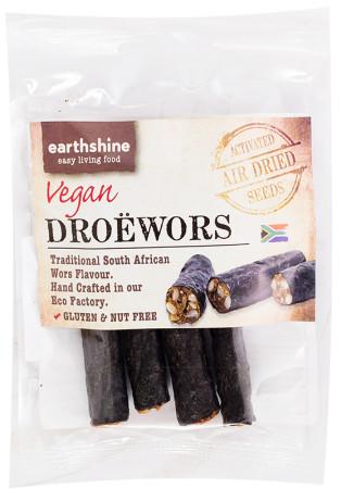 Earthshine Vegan Droëwors