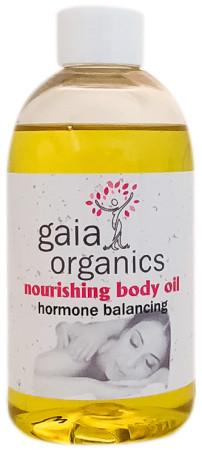 Gaia Organics Nourishing Hormone Balancing Body Oil