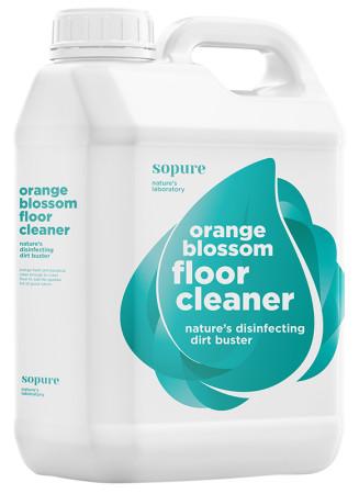 SoPure Orange Blossom Floor Cleaner - 5 Litre