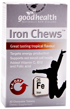 Good Health Iron Chews