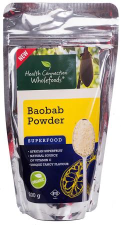 Health Connection Baobab Powder 200g