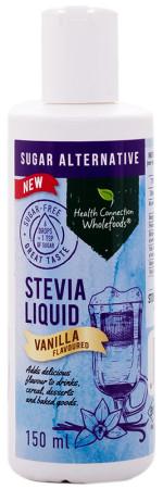 Health Connection Stevia Liquid - Vanilla