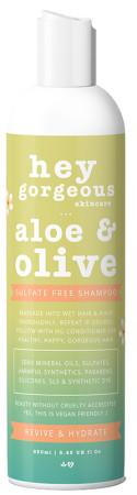 Hey Gorgeous Aloe & Olive Replenishing Shampoo