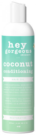 Hey Gorgeous Coconut Hair Oil