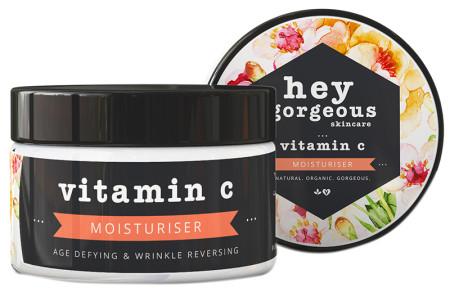 Hey Gorgeous Vitamin C Boosting Moisturiser