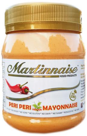 Martinnaise Vegan Peri-Peri Mayonnaise