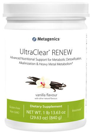 Metagenics Ultra Clear Renew Vanilla
