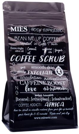 Mies Body Espresso Coffee Scrub