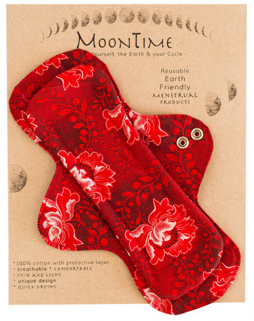 MoonTime Single Pad Red