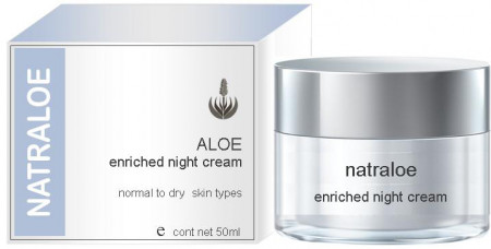 Natraloe Enriched Night Cream (Normal/Dry)