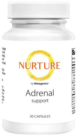 Nurture By Metagenics Adrenal Support