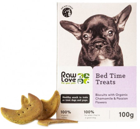 Raw Love Bed Time Treats