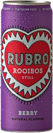 RUBRO Still Rooibos Tea - Berry
