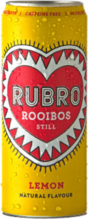 RUBRO Still Rooibos Tea - Lemon