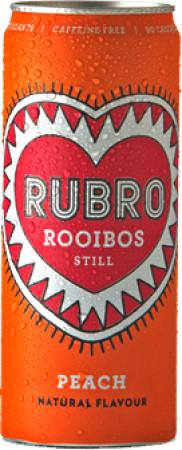 RUBRO Still Rooibos Tea - Peach