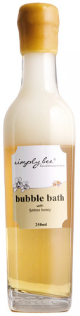 Simply Bee Honey Bubble Bath