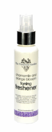 Victorian Garden Chamomile & Orange Blossom Toner (Combination skin)
