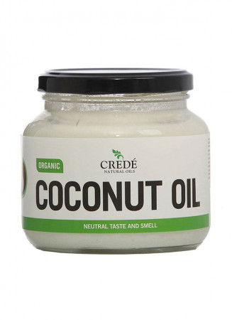 Crede Organic Coconut Oil (Odourless)