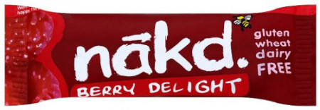 Nakd Berry Delight Bar (Raw)