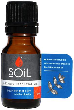 Soil Peppermint Essential Oil
