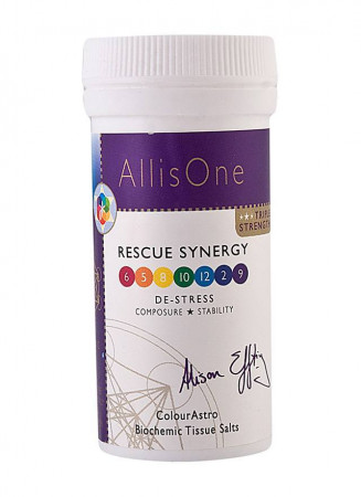 Allis One Tissue Salts - Rescue Synergy Blend